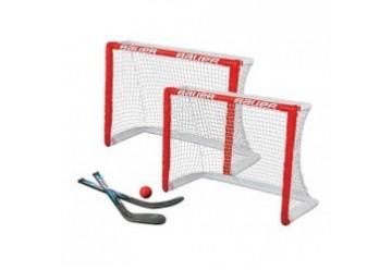 Kit deux mini cages de Hockey Bauer