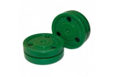 Palet roller-hockey Green biscuit Snipe