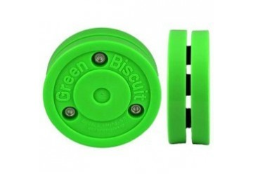 PALET ROLLER HOCKEY GREEN BISCUIT