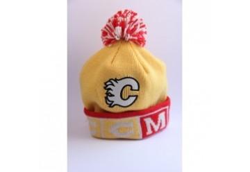 Bonnet CCM NHL Calgary Flames