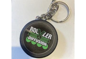 Porte clef Roller Diffusion