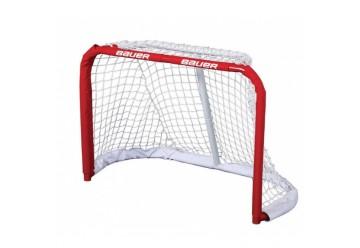 Mini cage Bauer Street hockey en acier dense
