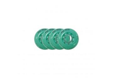 Roue Labeda Addiction Mint - Pack de 4